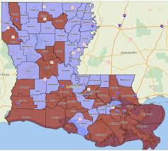 Louisiana Map Of Parishes by 2016 Louisiana Census Estimates By Parish Jmc Enterprises Of