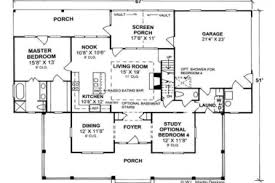 floor plans for country homes 32 country open floor house plans free home plans country style