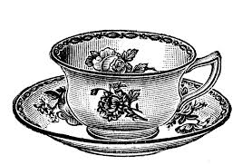 gothic tea cup clipart free gothic tea cup clipart