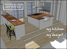 modular kitchen and home interiors blog zenterior