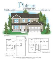 fleetwood floor plan homes by fleetwood