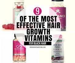 is hairfinity fda approved 9 hair growth vitamins that actually work for black hair rockin