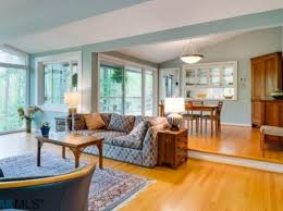 Modern Traditional House Melding Traditional Furniture With Mid Century Modern House