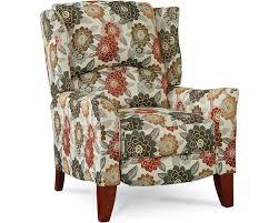 Lane Leather Recliner Chairs Jamie High Leg Recliner Recliners Lane Furniture Lane Furniture