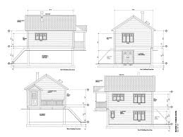 slab house plans shear wall foundation design example house details overturning