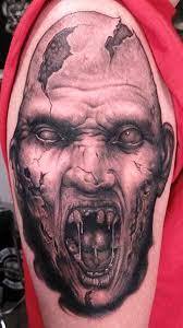 tattoo ideas zombie 15 scary zombie tattoo designs for you to try instaloverz