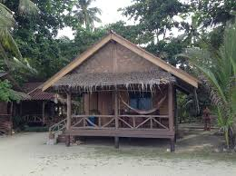 wooden bungalows on the beach maipenrai bungalows resort