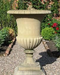 artemis plant vase large garden planter s s shop