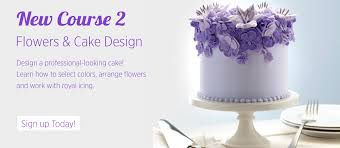 design a cake course 2 flowers cake design cakes and classes by mle