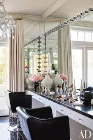 Dressing Room Chandeliers Khloe Kardashian Hollywood Regency Style Dressing Room Features