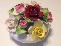 royal doulton bone china flower basket i have always loved these
