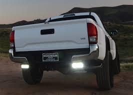 Truck Bed Light Bar 2009 2016 Dodge Ram 1500 Zroadz Bumper Led Light Bar Kit Zroadz