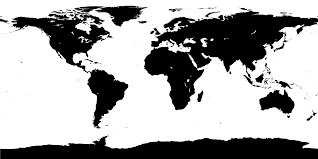 World Map Image by Tweetping