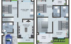 Home Design 2d 2d Home Design Plan Drawing 3 Room House Plan Sketches Arts
