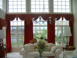 perfect decoration window treatments for living room spectacular