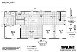 the victory 6966se by clayton homes of denison