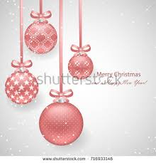 Pink And Pearl Christmas Decorations by Abstract Pearl Garlands Beads Isolated On Stock Vector 657765499