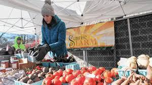 lehigh valley s winter farmers markets easton emmaus trexlertown