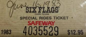 Six Flags Over Texas Season Pass Coupons Six Flags Over Texas Quorum Architects