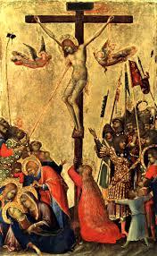 simone martini artist sightswithin com crucifixion 1333