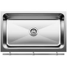 Stainless Steel Apron Front Kitchen Sinks Blanco 440294 Magnum Stainless Steel Kitchen Sinks Sinks