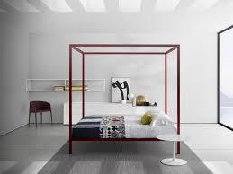 letto baldacchino letto matrimoniale in alluminio a baldacchino aluminium bed