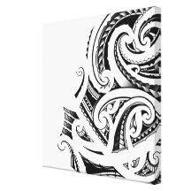 maori tattoo design with tribal patterns cover for ipad air ipad