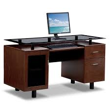 furniture office computer table with printer stand and drawer