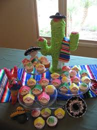 mexican baby shower themed baby shower cupcakes fiestas babies