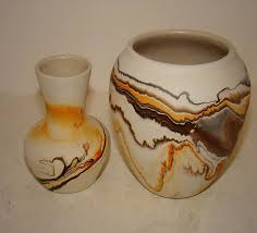 Indian Wedding Vase Story Nemadji Pottery Buying Guide Ebay