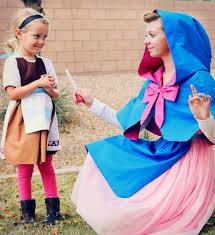 fairy godmother cinderella cape cloak and bow disney