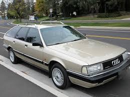 audi 200 avant well kept 20v 5 speed 1991 audi 200 quattro avant bring a trailer