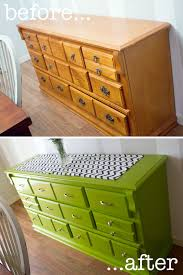 Old Furniture Makeovers 10 Great Diy Furniture Transformations Jenna Burger