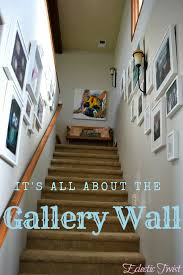 it u0027s all about the gallery wall u2013 an eclectic twist