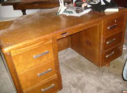 Wood Office Desks All About Props Office Furniture For Rent As Props