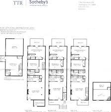 row home plans 4 row house floor plans traditional nand nagari type3