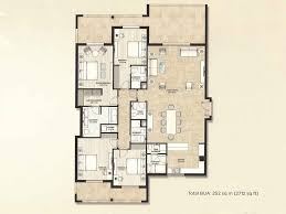 alandalus apartments floor plans u2013 jumeirah golf estates property