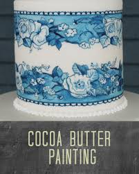 cocoa butter painting sunday noon to 4pm san diego cake show