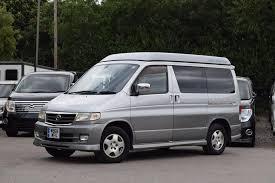 mazda van used mazda bongo frinedee 2 5 v6 automatic auto free top pop top