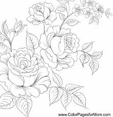 the 25 best flower coloring pages ideas on pinterest coloring