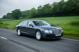 new bentley flying spur bentley flying spur beluga adds blacked out exterior cues