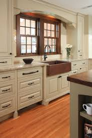 Inspiring Traditional Kitchen Designs Traditional Kitchen - Copper sink kitchen