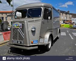 old citroen old citroen panel van type h stock photo royalty free image