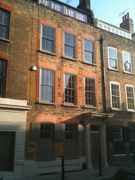 georgian house georgian houses fournier street 18th century london pinterest