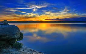 themes com amazing blue sunset 6769680