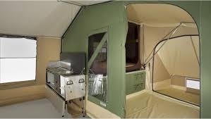 cuisine caravane caravane pliante malawi avec freins et vérins cabanon le