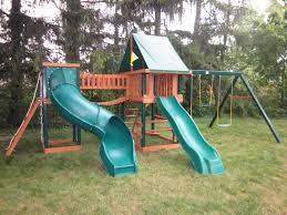 Wooden Swing Set Canopy by Outdoor Remarkable Gorilla Swing Sets For Chic Kids Playground