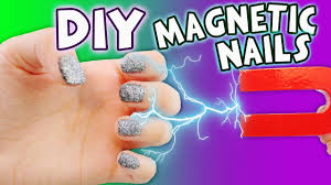 diy magnetic nails how to make your nail polish magnetic science