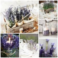 Lavender Home Decor Lavender Wedding Ideas Florarosa Design