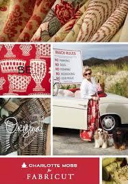 Charlotte Moss by In Full Bloom Charlotte Moss Fabrics U2014 Www Stylebeatblog Com